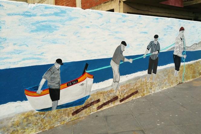 pescatori a Sesimbra