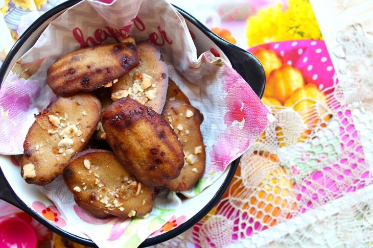 ricetta per preparare le madeleines