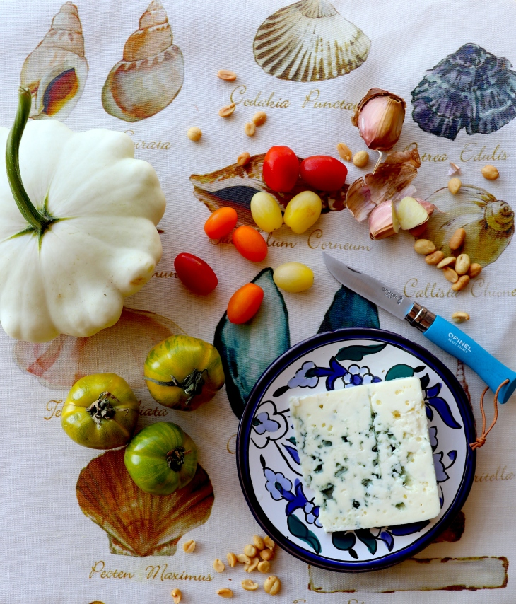 zucchina-patissona-e-roquefort