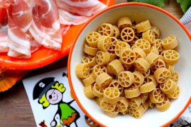 ricetta-pasta-zucca-halloween