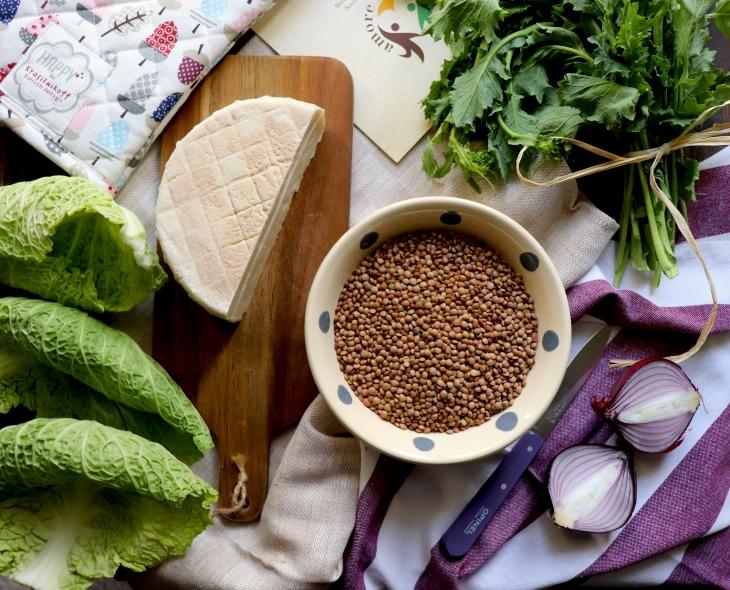 ricetta-caciotta-sisagro-con-lenticchie